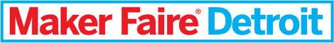Maker Faire Detroit Logo
